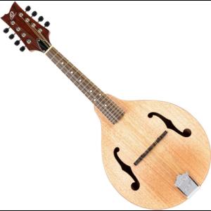 Balkezes mandolinok