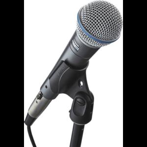 Mikrofonok és tartozékok